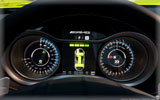 Mercedes-Benz SLS AMG E-Cell, Gauges