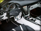 Mercedes-Benz SLS AMG E-Cell, Interior