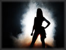 Beyonce Knowles, Silhouette