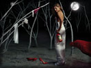 Eva Mendes for Campari, Moon, High Heels