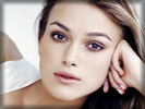 Keira Knightley, Face