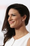 Gina Carano, Face, Smile