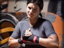 Gina Carano, Training