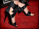 Mila Kunis, Feet, High Heels, Toes, Black Shoes