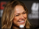 Ronda Rousey, Face, Smile