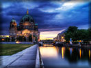 Berlin Cathedral, Berliner Dom, River