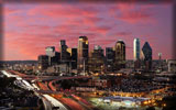 Dallas Skyline, Roads