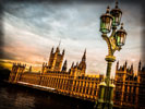 Westminster Palace, London, HDR