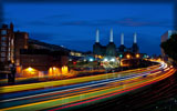 Battersea Power Station, London, Shutter Speed