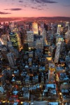 Manhattan, New York City Panorama
