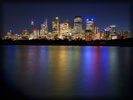 Sydney at Night, Downtown, Skyline