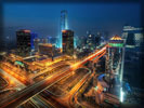 Beijing at Night, Lights