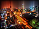 Beijing Panorama at Night, Lights