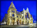 Great Market Hall, Street, Budapest