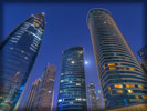 Woqod & Al Fardan Twin Towers, Doha