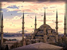"Sultan Ahmed ""The Blue Mosque"", Istanbul"
