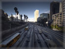 Los Angeles, Road