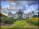 Royal Exhibition Building, Melbourne, HDR