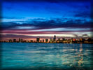Downtown Miami Skyline