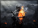 Battlefield 3, Custom Art