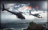 Battlefield 4: Paracel Storm, Chinese & Russian Helicopters
