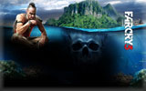 Far Cry 3, Vaas, Skull