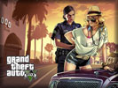 Grand Theft Auto V: Pick Up Girl