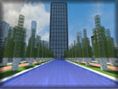 Minecraft: City Plaza
