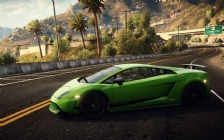 Need for Speed Rivals: Lamborghini Gallardo LP 570-4 Superleggera Edizione Tecnica, Green