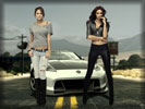 Need for Speed: The Run, Nissan 370Z with Girls