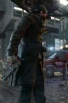 Watch Dogs: Aiden Pearce with a Gun, Explosion