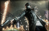 Watch Dogs: Aiden Pearce with a Gun