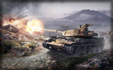 World Of Tanks: STB 1 Type 61, STA-1, E-75