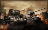 World Of Tanks: T-34 & T-34-85
