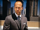 Jason Statham in Wool Suit