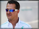 Michael Schumacher wearing Sunglasses