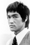 Bruce Lee in a Suit, Black & White