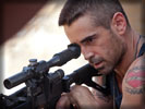 "Colin Farrell with a Sniper Rifle in the movie ""Dead Man Down"""