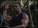 "Arnold Schwarzenegger in the movie ""Predator"""
