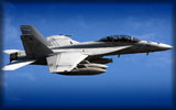 F-18 Strike Fighter Jet