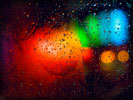 Colorful Rain