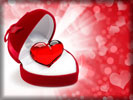 Valentine's Day, Red Heart