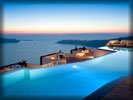 Swimming Pool, Santorini, Greece