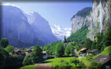 Lauterbrunnen, Switzerland, Alps