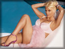 Anna Nicole Smith, Feet, High Heels