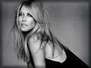 Claudia Schiffer, Black & White