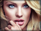 Candice Swanepoel, Face, Lips