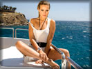 Petra Nemcova on a Yacht, Feet, Toes