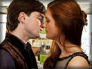 Harry Potter & the Deathly Hallows, Harry and Ginny Kiss