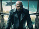 Captain America: The Winter Soldier, Samuel L. Jackson as Nick Fury